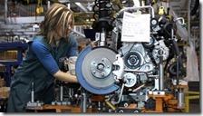 Produzione Italia -22% dal 2007