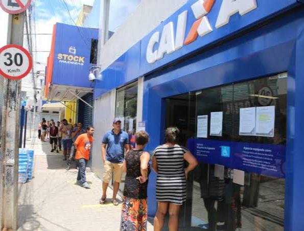 Caixa Econômica estará aberta sábado (01/08) para atender beneficiários do Auxílio Emergencial