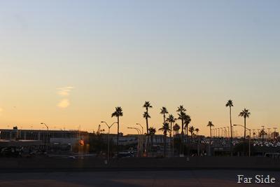 Sunset from Phoenix