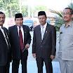 Pelantikan Ketua Pengadilan Negeri Medan Dr. Herdi Agusten, SH., M.Hum