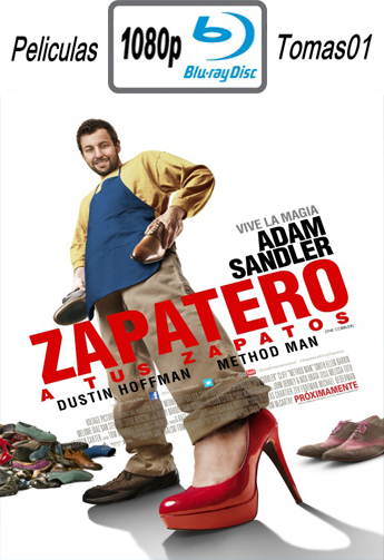 Zapatero a Tus Zapatos (The Cobbler) (2014) BRRip 1080p
