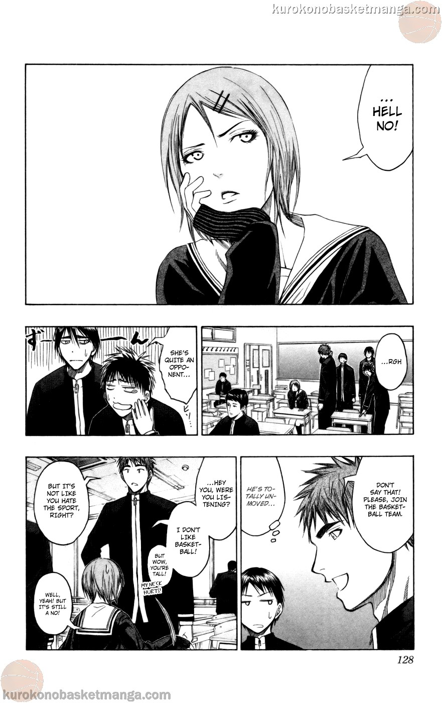 Kuroko no Basket Manga Chapter 96 - Image 02