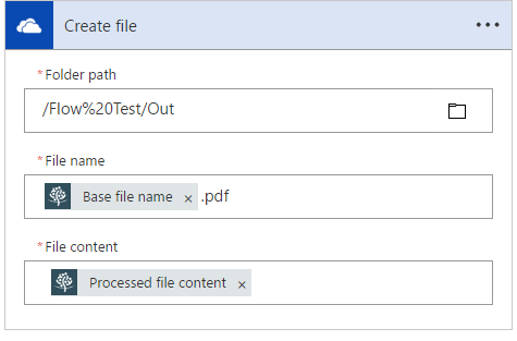 Convert to OneDrive - Detail - Part2