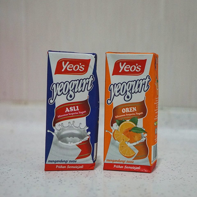 Ceria Ria Resepi Ramadan - Yeogurt Yeo's Delima Masam Masam Manis !