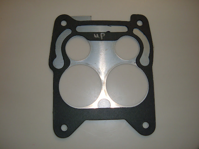 1966-1967 401-425-400-430 Carb plate and gasket for Q-Jet. OUT OF STOCK