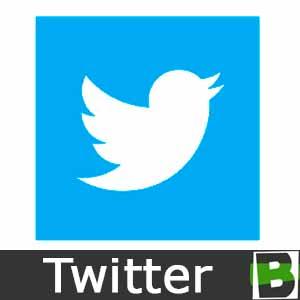 لوجو تحميل تطبيق تويتر Twitter للأندرويد والأيفون - موقع برامج أبديت