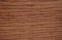 caramel hickory wood sample