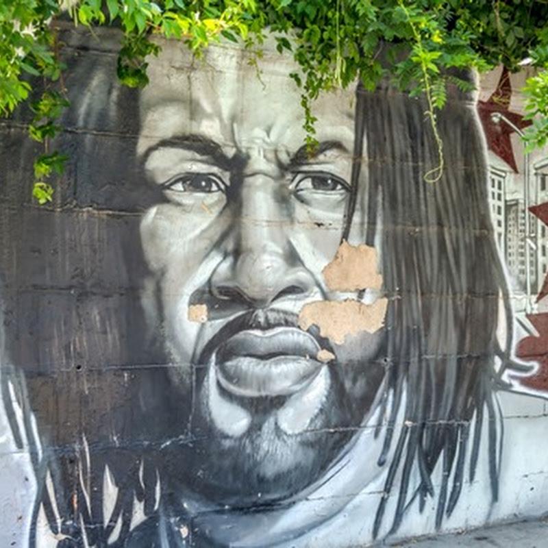 Street Art in New York: Bronx.
