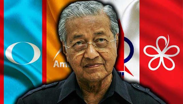 Mahathir bersalah hak MA63 tidak terlaksana