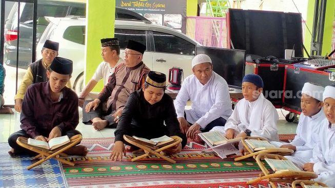 Kisah Irfansyah, Polisi di Sumut yang Dirikan Pesantren Gratis