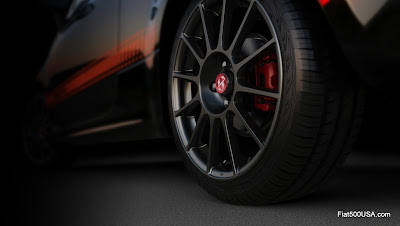 US 500 Abarth - Wheels