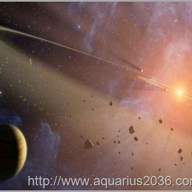 O Planeta 9 (Nibiru) está inclinando o Sol e o Sistema Solar