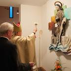 Karmel St. Josef und St. Teresa - Festgottesdienst mit Segnung der Skulptur der Teresa von Avila - 15.10.2015