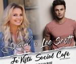 Leah & Lee Scott Live : Je'Vista Social Café Jeffrey's Bay