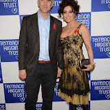 OIC - ENTSIMAGES.COM - Nancy Dell'Olio and Ivan Massow at the Terrence Higgins Trust's 'The Auction' in London 12th March 2015