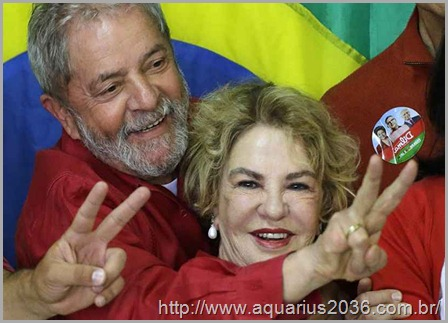 ódio da direita por Marisa letícia e Lula