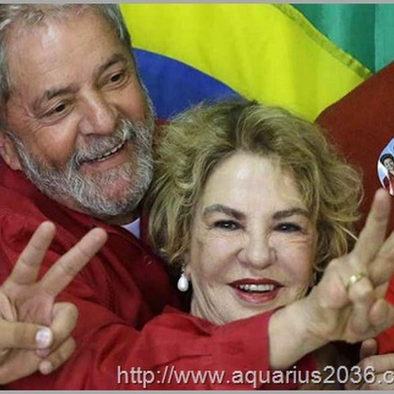 """""""Marisa Letícia com AVC, vai para o SUS, sofre e morre lá praga"""" (manifesto de direita)"""
