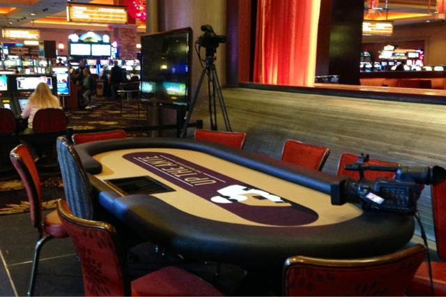The poker room at thunder valley casino resort lincoln for 12 seater poker table