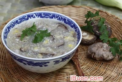 Ảnh mô phỏngHướng dẫn chế biến Súp gà nấm hương bổ dưỡng thơm ngon - Sup-ga-nam-huong-11