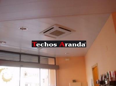 Profesionales techos metalicos Madrid