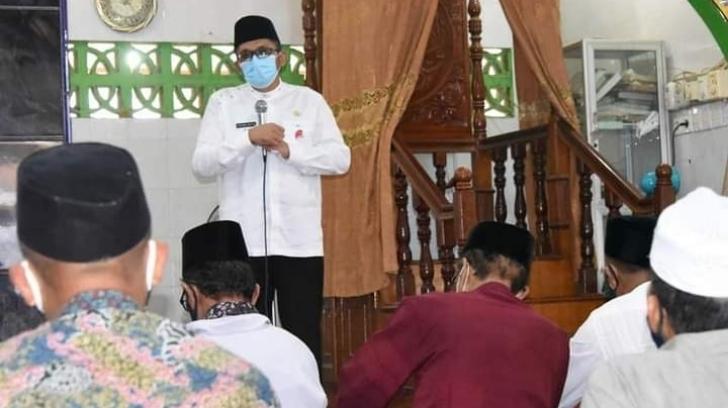Wawako Hendri Septa Serap Aspirasi Masyarakat Kelurahan Bungus Barat.