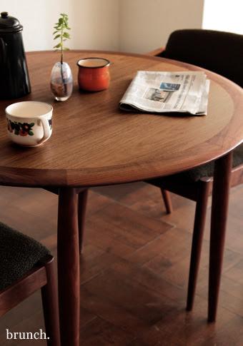 ユニバースラウンドテーブル:朝イメージ