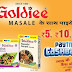 Paytm - GetFree Rs.5 to Rs.25 Paytm Cash on Purchase of Every Pack of Goldiee Masale