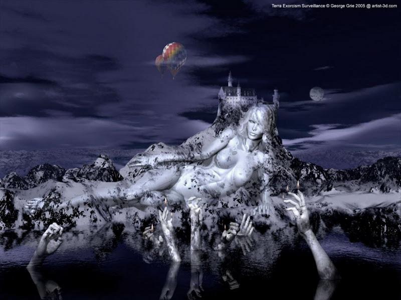 Fine Warlock Dance, Night Magic