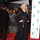 OIC - ENTSIMAGES.COM - Lily Donaldson at the  EE British Academy Film Awards 2016 Royal Opera House, Covent Garden, London 14th February 2016 (BAFTAs)Photo Mobis Photos/OIC 0203 174 1069