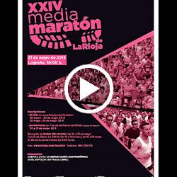 XXIV Media de Logroño- Video-Fotos- (P. Caballero)