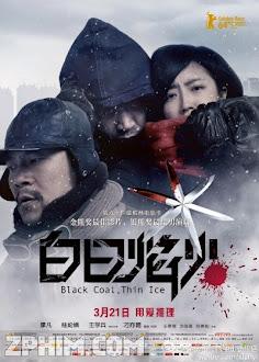 Thám Tử Nghiện Rượu - Black Coal, Thin Ice (2014) Poster