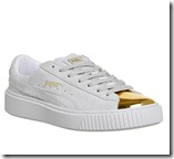 Puma Suede Gold Toe Trainer