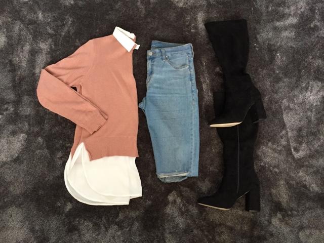 Newlook Autumn Lookbook ft Ways To Style Knee High Boots