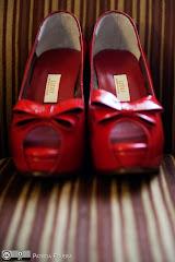 Foto 0133. Marcadores: 05/12/2009, Casamento Julia e Erico, Lidu, Rio de Janeiro, Sapato