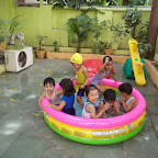 Water Play WKSN (Nursery) 28/04/2014