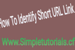 How to Shortened URL