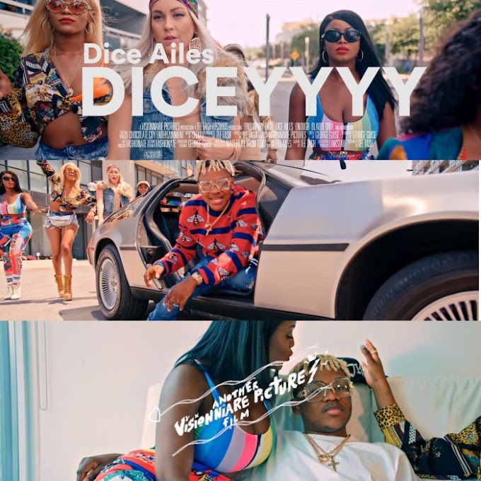 [Video] Dice Ailes – Diceyyy