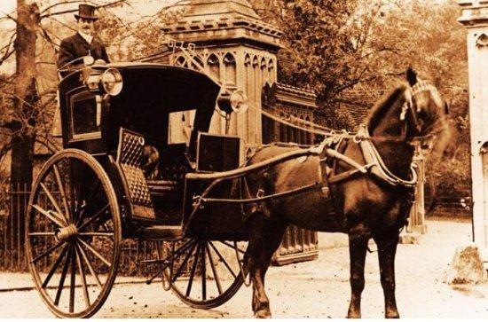 Ужас лондонских кэбмэнов 19 века