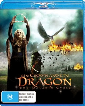 Filme Poster A Coroa e o Dragão BDRip XviD Dual Audio & RMVB Dublado