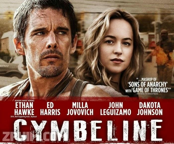 Ảnh trong phim Ranh Giới - Cymbeline 1