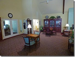 Commons Area,  Brookdale Orangevale Assisted Living community