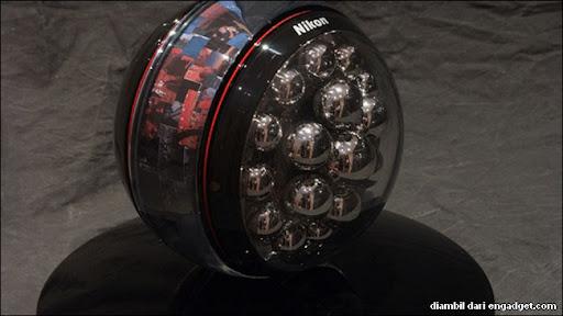 Nikon Concept Camera