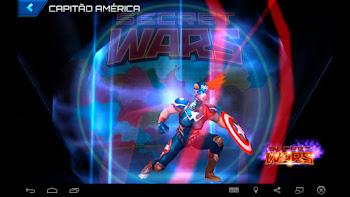Capitã América - Guerras Secretas: 2099