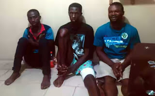 I Buy Gifts For Orphanages, Donate To Church After Robbery – Suspect