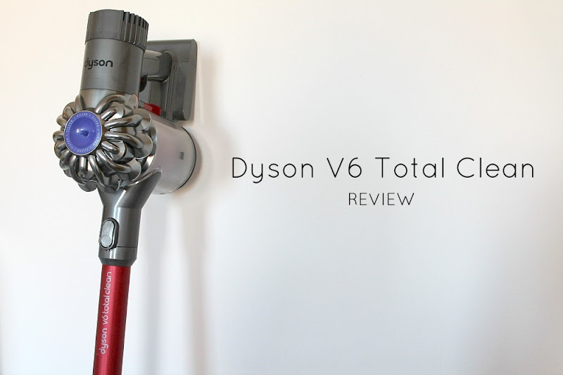 Dyson V6 Total Clean review
