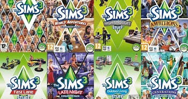 Baixar torrent gratis download the sims 3 pacote completo for Sims 3 store torrent