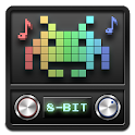 8-bit Radio icon