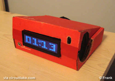 avr project -mp3 player with alarm clock
