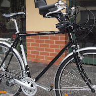 Lee's Fuji Touring Townie Commuter Dad Bike