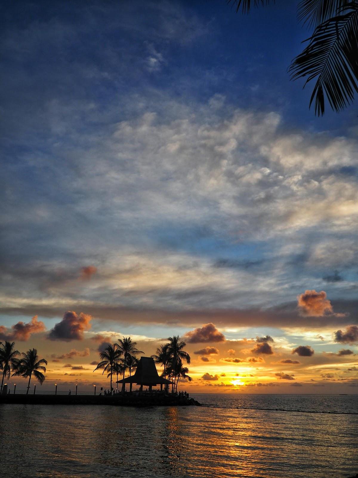 beach kota kinabalu malaysia sabah